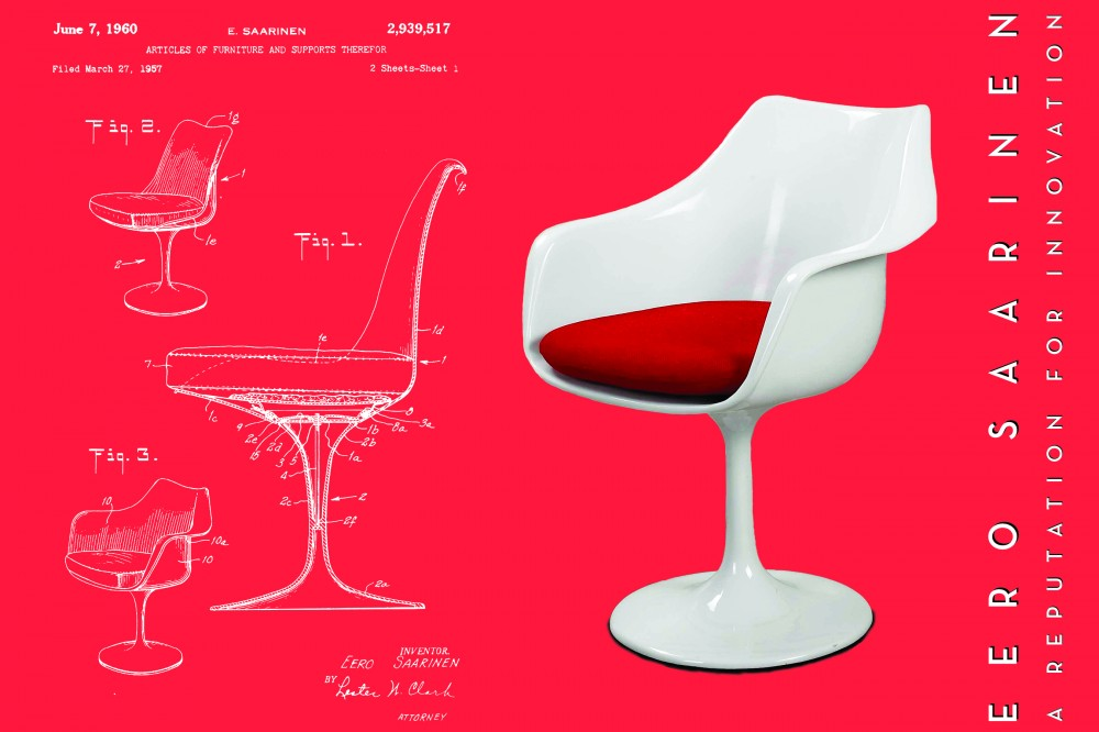 &#8220;Eero Saarinen: A Reputation for Innovation&#8221; Opens Tomorrow in LA