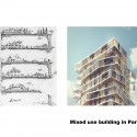 The Massna Competition Entry (4) Courtesy of Harmonic + Masson Architects and Comte Vollenweider Architects