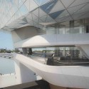 Port House: Antwerp Headquarters (7) Courtesy of Zaha Hadid Architects