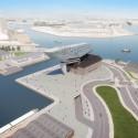 Port House: Antwerp Headquarters (3) Courtesy of Zaha Hadid Architects