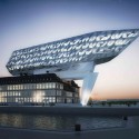 Port House: Antwerp Headquarters (1) Courtesy of Zaha Hadid Architects
