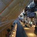 MVRDV completes Book Mountain and Library Quarter Spijkenisse (6)  Jeroen Musch