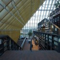 MVRDV completes Book Mountain and Library Quarter Spijkenisse (4)  Jeroen Musch