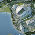 In Progress: Singapore Sports Hub / Arup (9) © Singapore Sports Hub, Oaker