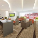 In Progress: Singapore Sports Hub / Arup (15) Executive Suite Interior © Singapore Sports Hub, Oaker