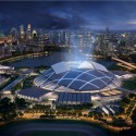 In Progress: Singapore Sports Hub / Arup (6) © Singapore Sports Hub, Oaker