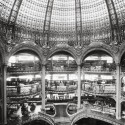 100 years under the Dome : 1912-2012 at Galeries Lafayette in Paris, France (6) Album de la construction, 1912  © Archives Galeries Lafayette