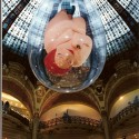 Festival de la mode, David Lachapelle, 1999  Archives Galeries Lafayette