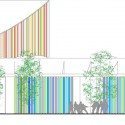 Valdespartera Ecocity Kindergarten Proposal  (11) cross section 02
