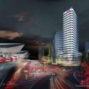 ÖBB Corporate Headquarters (4) © Tomaselli VS / Zechner & Zechner