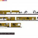 National Museum of Afghanistan Competition Entry (10) elevations