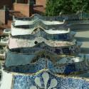 OLYMPUS DIGITAL CAMERA Parc Guell Restoration © Ceramica Cumella