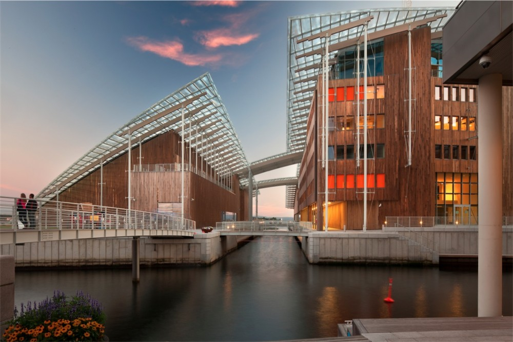 Astrup Fearnley Museet / Renzo Piano Building Workshop