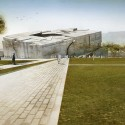 National Museum of Afghanistan Competition Entry (2) Courtesy of Matteo Cainer Architects