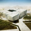 National Museum of Afghanistan Competition Entry (3) Courtesy of Matteo Cainer Architects