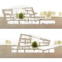 National Museum of Afghanistan Competition Entry (10) sections