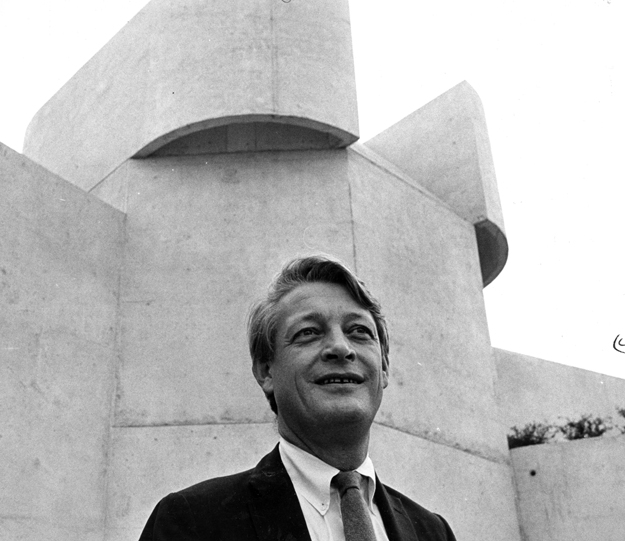 Brutalist architect Ulrich Franzen dies at 91