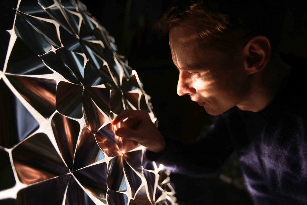 Lotus Dome / Studio Roosegaarde