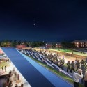 Design unveiled for St. Elizabeths East Gateway Pavilion in D.C. (4) © Davis Brody Bond