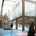 Daegu Gosan Public Library Competition Entry / MenoMenoPiu Architects (1) Courtesy of MenoMenoPiu Architects