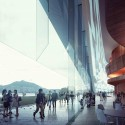 Busan Opera House Winning Proposal (6) Courtesy of Snøhetta
