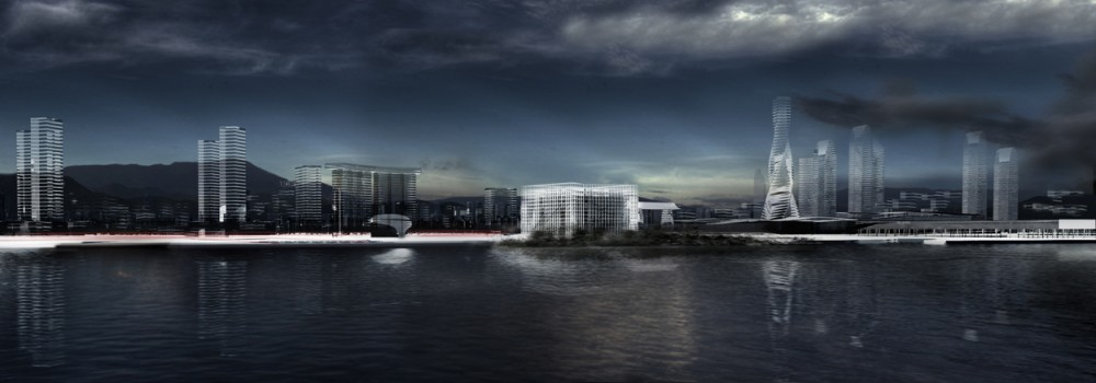 Busan Opera House Competition Proposal / IaN+