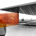 Leipzig Freedom and Unity Memorial Competition Entry (1) Courtesy of Mateo Arquitectura