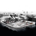Leipzig Freedom and Unity Memorial Competition Entry (3) Courtesy of Mateo Arquitectura