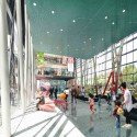 Daegu Gosan Public Library Competition Entry (6) Courtesy of STL Architects