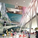 Daegu Gosan Public Library Competition Entry (5) Courtesy of STL Architects