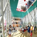 Daegu Gosan Public Library Competition Entry (4) Courtesy of STL Architects