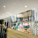 Daegu Gosan Public Library Competition Entry (3) Courtesy of STL Architects