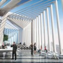 425 Park Ave Competition Finalists Announced (20) Courtesy of Zaha Hadid Architects