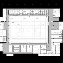 Multi-Purpose Sports Hall Competition Entry (7) floor plan 01