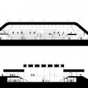 Multi-Purpose Sports Hall Competition Entry (10) sections