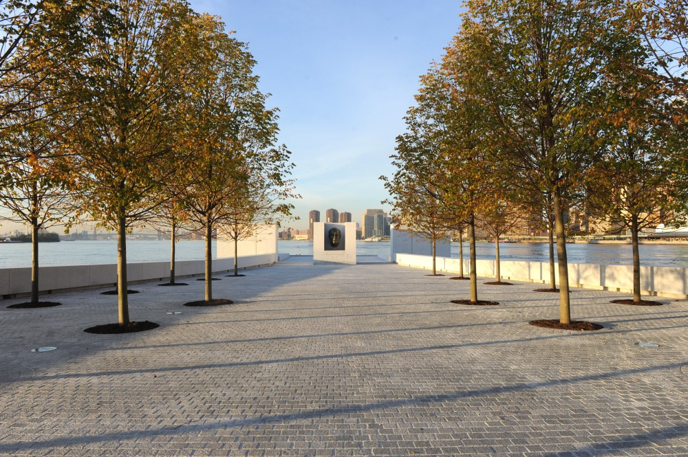 Kahn&#8217;s FDR Four Freedoms Park Opens in NYC!