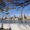 Kahn's FDR Four Freedoms Park Opens Tomorrow in NYC!  (11) © Diane Bondareff / Four Freedoms Park
