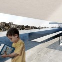 A.M. Qattan Foundation Bulding Winning Proposal (4) Courtesy of Donaire Arquitectos