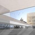 A.M. Qattan Foundation Bulding Winning Proposal (2) Courtesy of Donaire Arquitectos