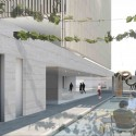 A.M. Qattan Foundation Bulding Winning Proposal (3) Courtesy of Donaire Arquitectos