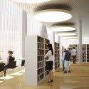 Daegu Gosan Public Library Competition Entry (5) Courtesy of FORMA