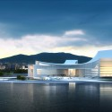 Busan Opera House Second Prize Winning Proposal (1) Courtesy of designcamp moonpark dmp