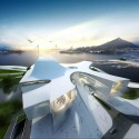 Busan Opera House Second Prize Winning Proposal (2) Courtesy of designcamp moonpark dmp