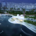 Busan Opera House Second Prize Winning Proposal (6) Courtesy of designcamp moonpark dmp