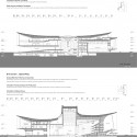 Busan Opera House Second Prize Winning Proposal (24) sections