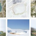 Zaarour Club Resort Second Prize Winning Proposal (10) Courtesy of 109 Architectes