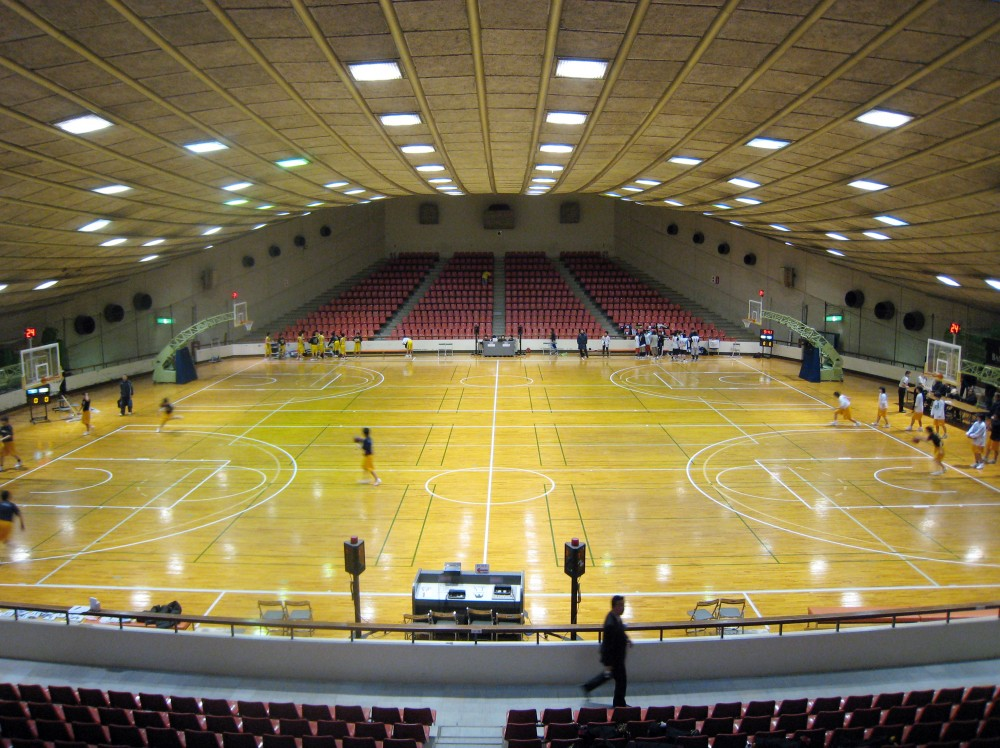 AD Classics: Kagawa Prefectural Gymnasium / Kenzo Tange