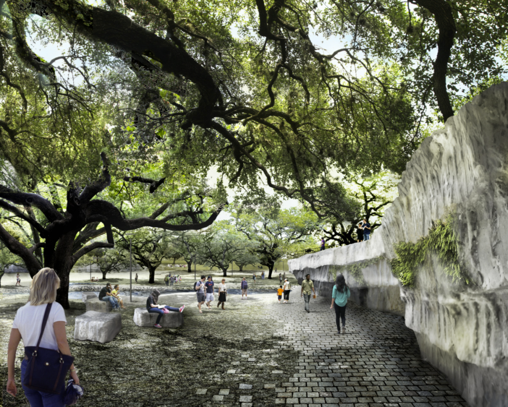 MVVA and Thomas Phifer to transform Austin's downtown with Waller Creek redesign