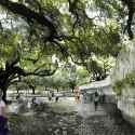 MVVA and Thomas Phifer to transform Austin's downtown with Waller Creek redesign  (3) The Grove © MVVA and Thomas Phifer