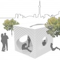 Sukkahville Design Competition Winning Exhibition: 'Hegemonikon' (11) Courtesy of Christina Zeibak and Daphne Dow